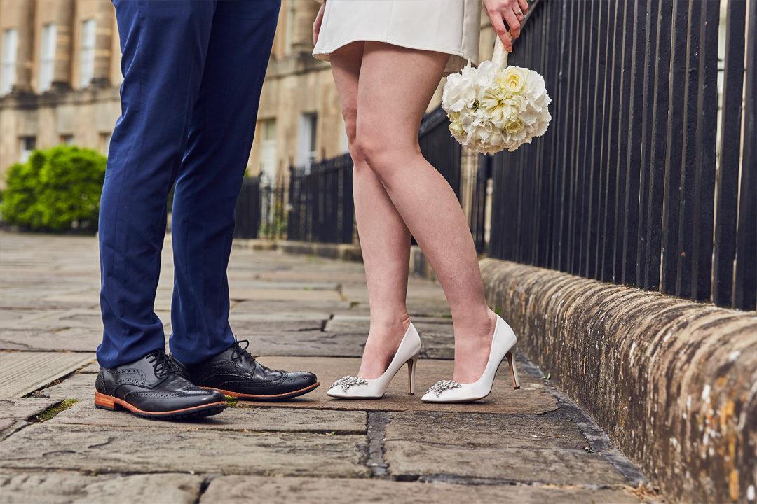 Rainbow Club Nelly Wedding Shoes