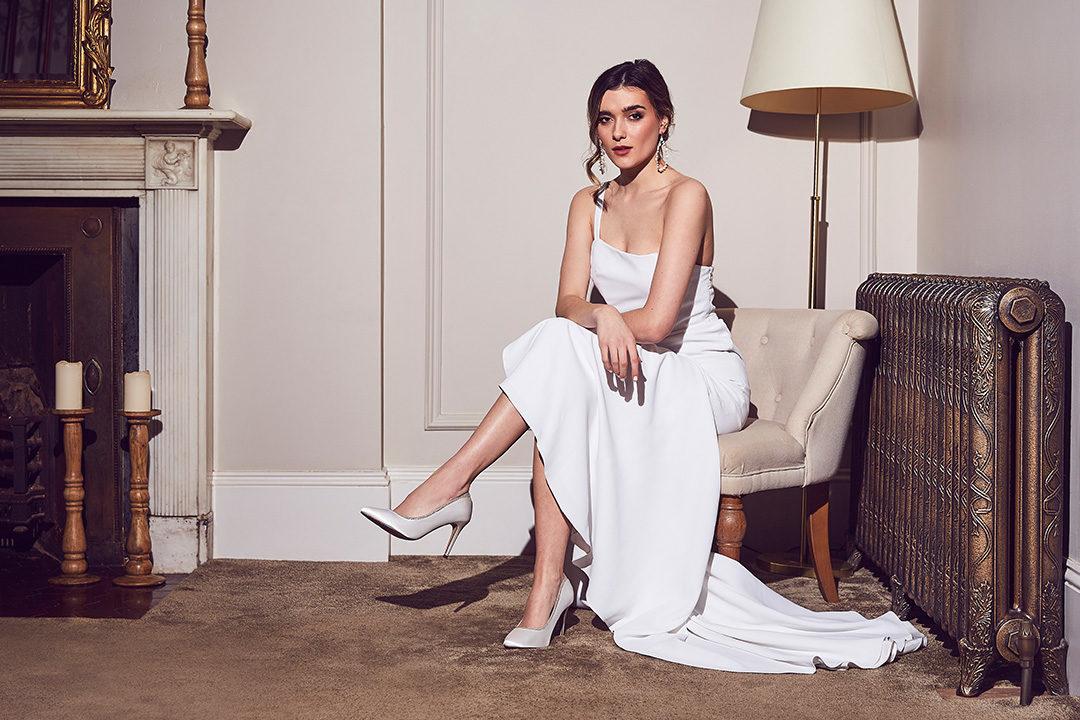 Billie Wide Fit Wedding Shoes
