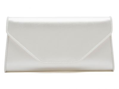 Roxi - Satin and Shimmer Envelope Handbag