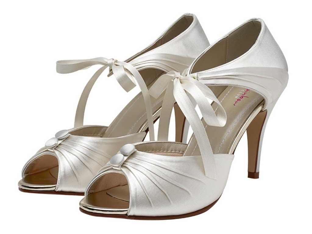 404fb599d7197 NANCY, Nancy - Vintage Peep Toe Shoes