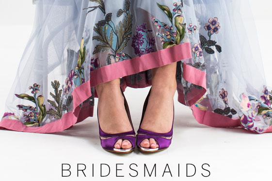 Bridesmaid Footwear