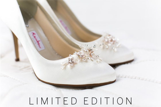 Limited Edition Bridal Footwear